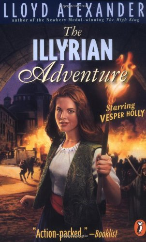 9780141303130: The Illyrian Adventure