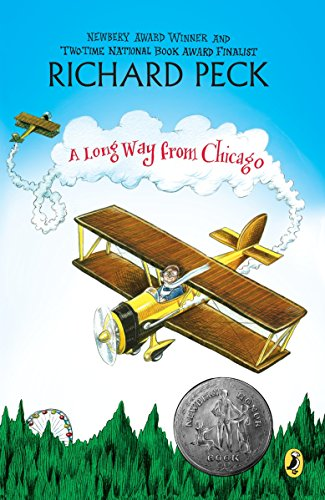 9780141303529: A Long Way From Chicago: A Novel in Stories (Puffin Modern Classics)