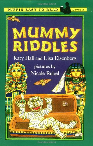 9780141303642: Mummy Riddles (Puffin Easy-To-Read - Level 3)