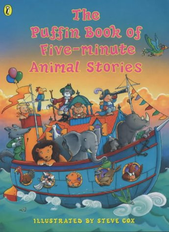 9780141304168: The Puffin Book of Five-minute Animal Stories