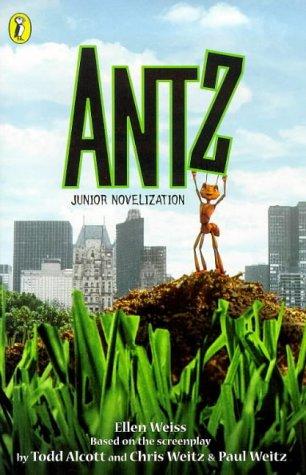 9780141304281: Antz Junior Novelization