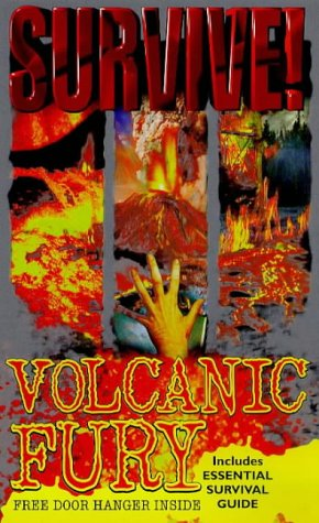 9780141304434: Survive! 4: Volcanic Fury