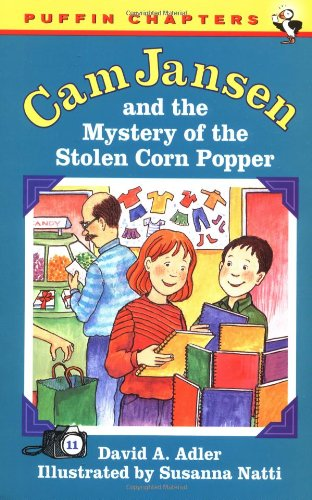 9780141304618: Cam Jansen: The Mystery of the Stolen Corn Popper #11