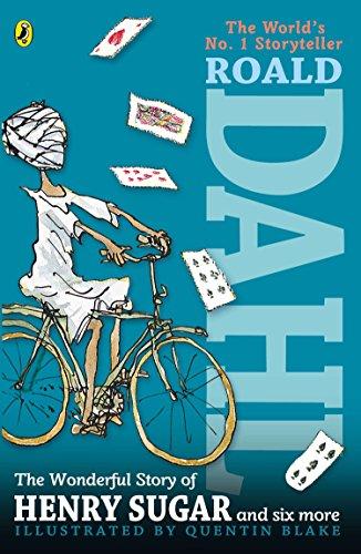The Wonderful Story of Henry Sugar: Roald Dahl