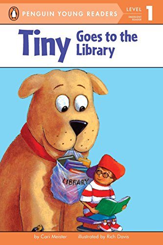 9780141304885: Tiny Goes to the Library (Penguin Young Readers: Level 1)