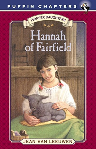 Hannah of Fairfield (Paperback): Jean Van Leeuwen