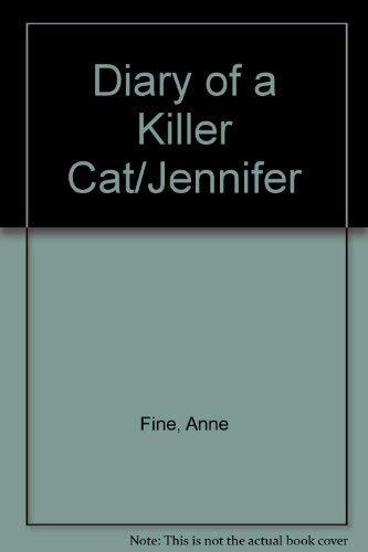 9780141305349: Diary of a Killer Cat/Jennifer