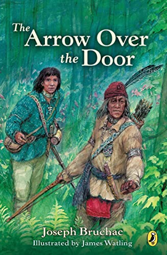 9780141305714: Arrow over the Door (Puffin Chapters)