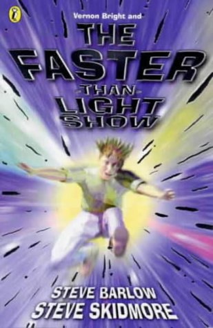 9780141305868: Vernon Bright and the Faster Than Light Show (Puffin surfers)