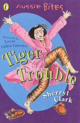 9780141306322: Tiger Trouble (Aussie Bites)