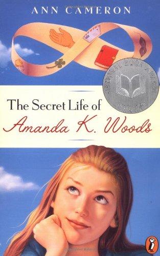 9780141306421: The Secret Life of Amanda K. Woods