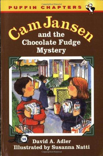 9780141306483: Cam Jansen: The Chocolate Fudge Mystery #14
