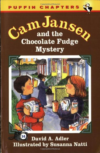 9780141306483: Cam Jansen: The Chocolate Fudge Mystery #14