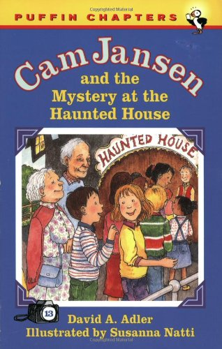 9780141306490: CAM Jansen and the Mystery at the Haunted House (Cam Jansen Adventure)