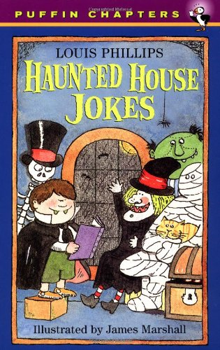 9780141306506: Haunted House Jokes (Puffin Chapters)