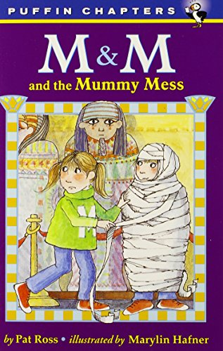 9780141306544: M & M and the Mummy Mess