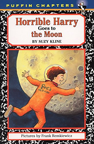 9780141306742: Horrible Harry Goes to the Moon