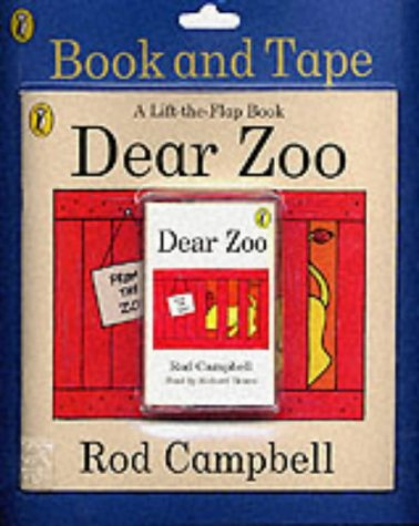 9780141306797: Dear Zoo (Puffin Cover to Cover Story Tape)