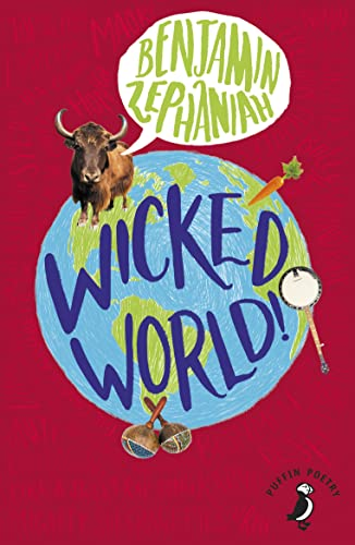 9780141306834: Wicked World (Puffin Poetry)