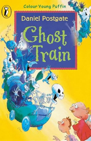 9780141306841: Ghost Train: The Spooky World of Cosmo Jones (Colour Young Puffin)