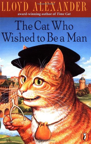 9780141307046: The Cat Who Wished to Be a Man (Anytime Book)