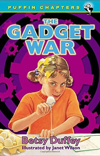 9780141307084: The Gadget War (Puffin Chapters)