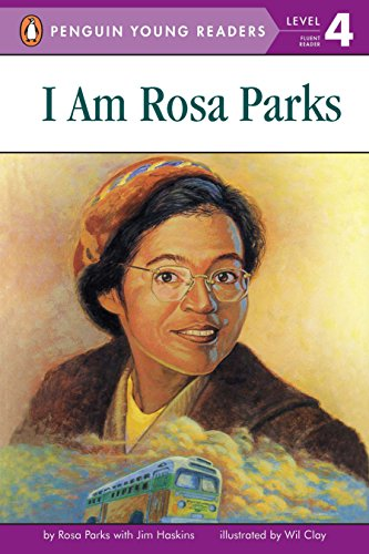 9780141307107: I Am Rosa Parks (Penguin Young Readers, Level 4)