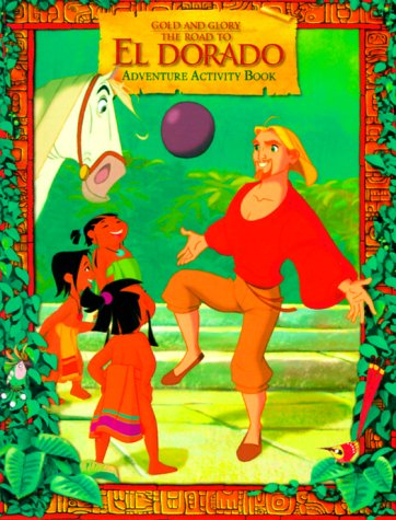 9780141307138: El Dorado playtime activity book: El Dorado movie tie-in (Dreamworks)