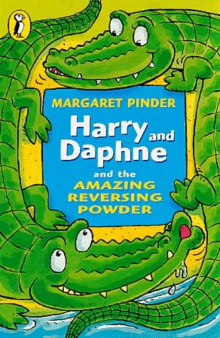 9780141307152: Harry and Daphne and the Amazing Reversing Powder (Young Puffin Confident Readers)