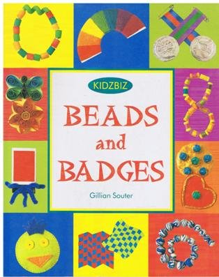 9780141307176: Beads and Badges (Kidz Biz)