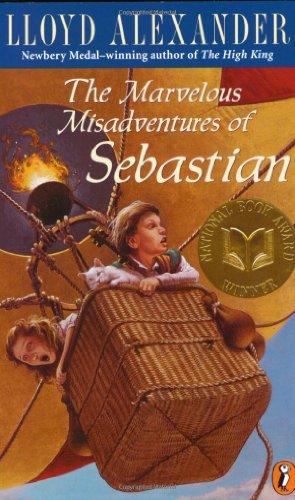 9780141308166: The Marvelous Misadventures of Sebastian