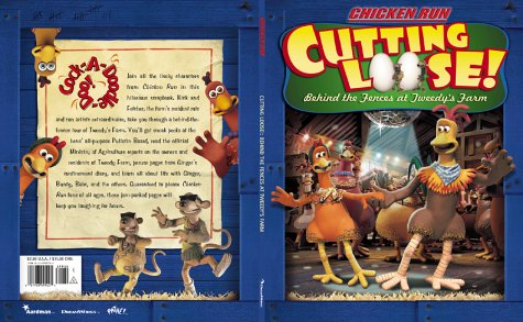 9780141308784: Chicken Run: Cutting Loose : behind the Scenes at Tweedy's Farm