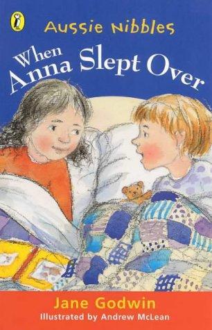 9780141308845: When Anna Slept over (Aussie Bites)