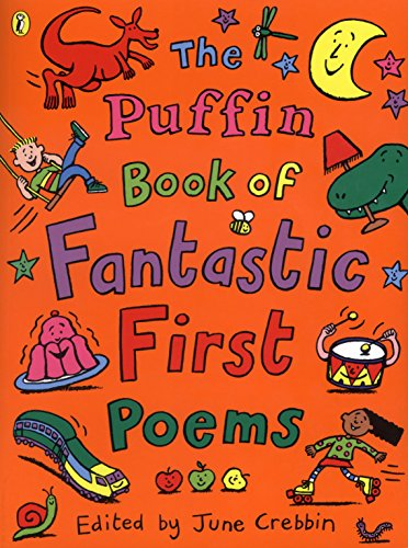 9780141308982: The Puffin Book of Fantastic First Poems
