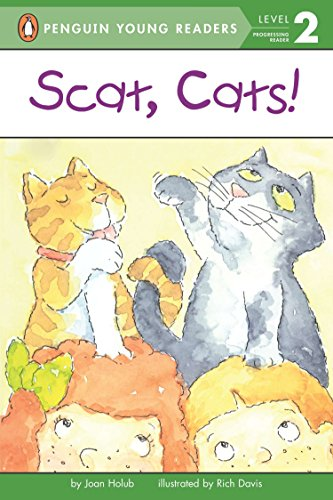 9780141309057: Scat Cats! (Puffin Easy-To-Read)