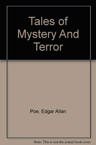 9780141309378: TALES OF MYSTERY AND TERROR promo (Puffin Classics)