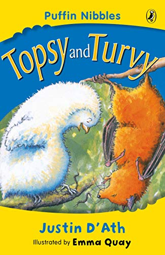 9780141309385: Topsy and Turvy (Aussie Nibbles)