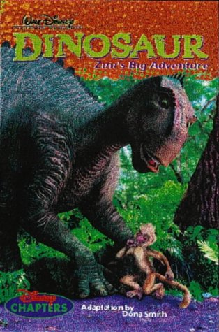 9780141309613: Dinosaur Chapter Book 'Zini's Big Adventure' (Disney's dinosaur)