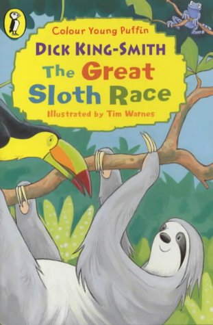 9780141309941: The Great Sloth Race (Colour Young Puffin)