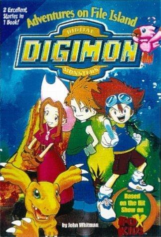 9780141310541: Digimon 1: Adventures On File Island: Adventures on File Island Bk.1 (Digital Digimon Monsters)