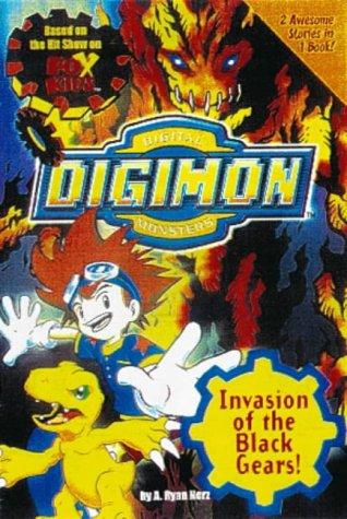 9780141310558: Digimon Digital Monsters: Invasion of the Black Gears! Bk.2 (Digital Digimon Monsters S.)