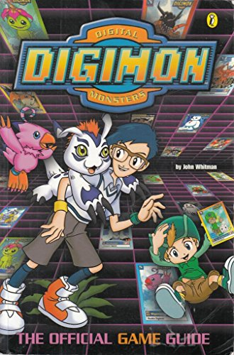 9780141310565: Digimon Digital Monsters: Official Game Guide (Digital Digimon Monsters)