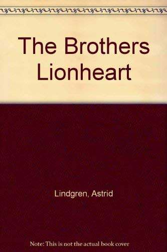 9780141310817: The Brothers Lionheart