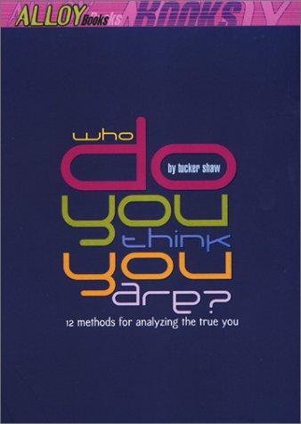 9780141310916: Who Do You Think You Are?: 15 Methods for Analyzing the True You