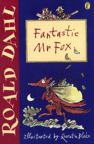 9780141311289: Fantastic Mr. Fox (Young Puffin Read Alone)
