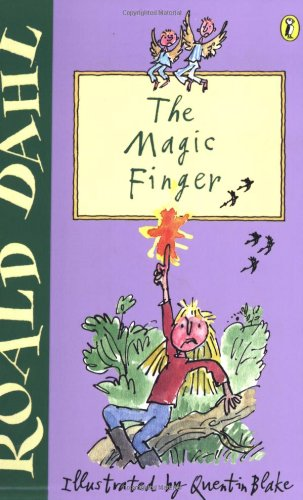 9780141311296: The Magic Finger (Young Puffin Developing Reader)