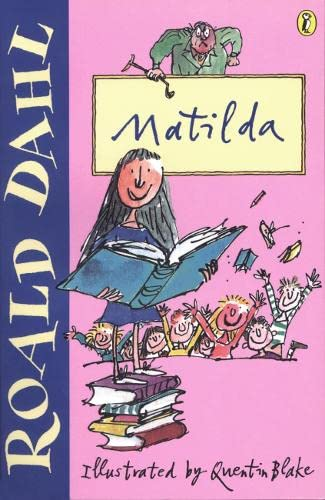 Matilda, English edition: Dahl, Roald: