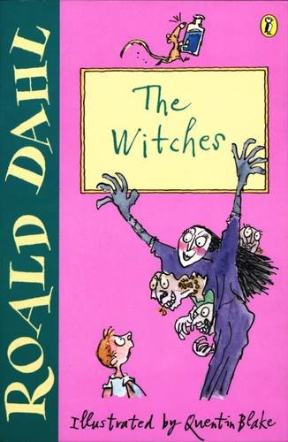 Image result for roald dahl The Witches