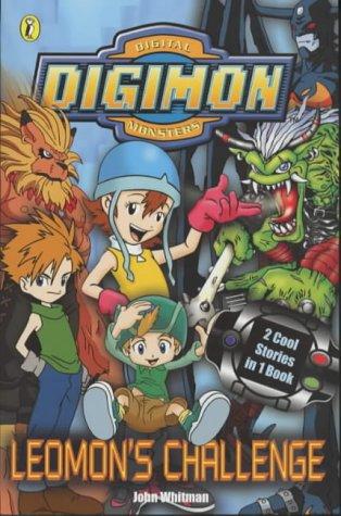 9780141311487: Digimon Digital Monsters: Leoman's Challenge: Leoman's Challenge Bk.4