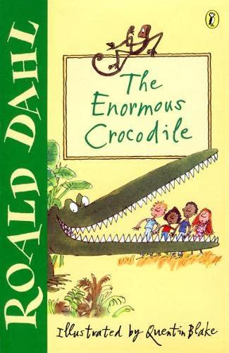 9780141311524: The Enormous Crocodile